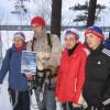 Соревнования по технике комбинированного туризма в Рябеево.