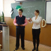 Сергеева Светлана Арсеньевна: вручение знака Губернатора Тверской области.