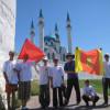 Казань 2010: IV этап мега-проекта «От истока Волги – до Каспийского моря!»
