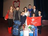 Городской конкурс «Молодая семья – надежда Твери»-2010