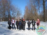 Закрытие зимнего сезона