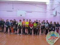 Областные соревнования по туристической технике среди школьников