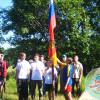 Областной туристический слёт школьников — 2012 в Орше