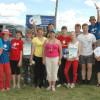 Областной туристический слет для молодежи — 2012
