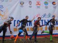 Всероссийские соревнования по спортивному туризму «Гонки четырёх» — 2014