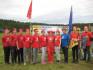 XXI открытый областной туристический слета для молодежи.