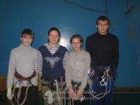 Соревнования по туристической технике в Торжке
