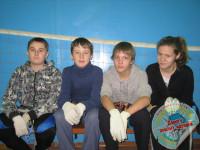 Первенство города Торжка по туристской технике в закрытом помещении