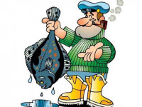 Про туриста, рыбака и удачный улов…
