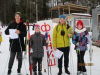 Ориентирование на лыжах